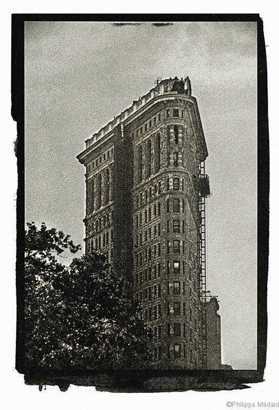 building NY