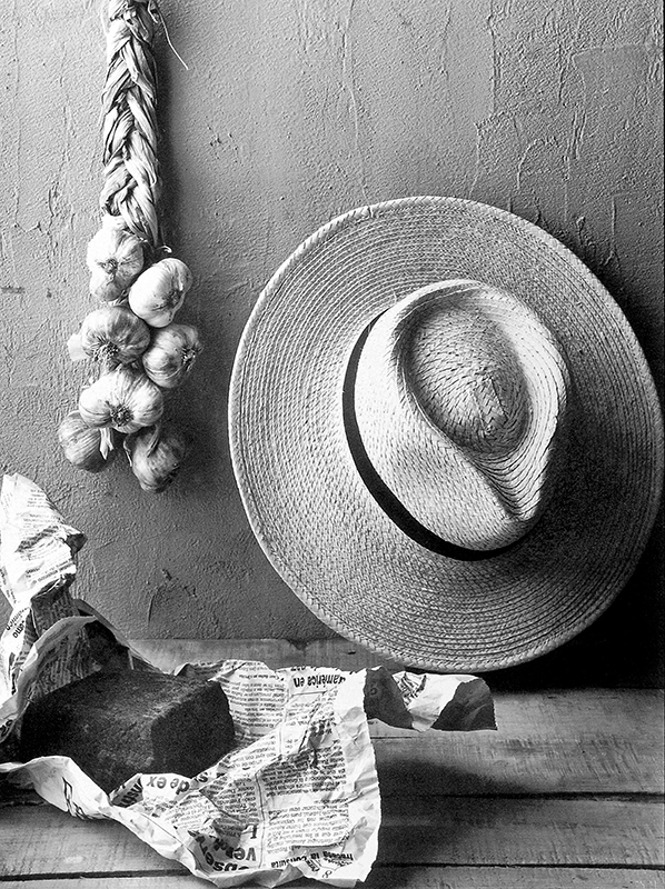 Chapeau ail